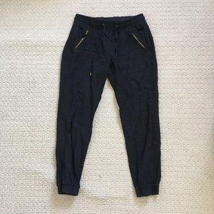 Black trousers/jogger pants